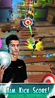 Cristiano Ronaldo: Kick'n'Run V1.0.15 APK Mod Money Free Download