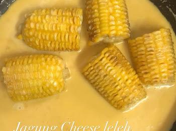 Resepi Jagung Cheese Leleh