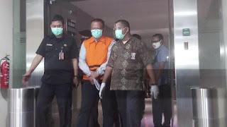 Edhy Prabowo Ditetapkan Tersangka