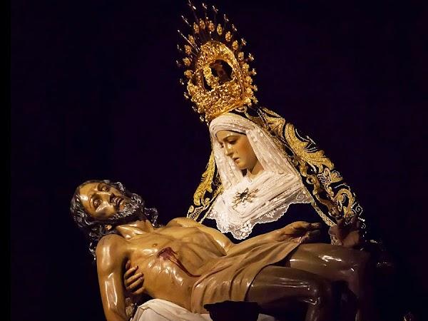 Ntra. Sra. de las Angustias presidirá el Vía Crucis de la Unión de Hermandades de Jerez de la Frontera