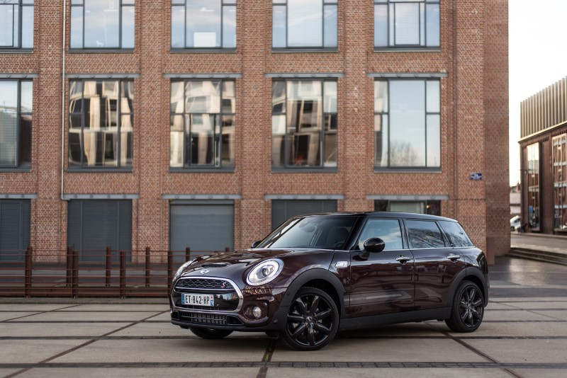 Mini France New Mini Clubman Edition Kensington Lovemini