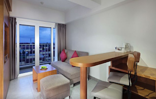 Fasilitas Hotel Fave Cilacap Kamar suite