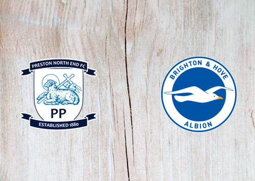 Preston North End vs Brighton & Hove Albion -Highlights 23 September 2020