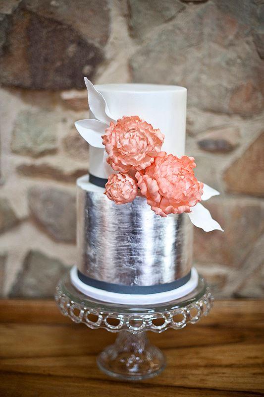 Silver Leaf Cakes Jessica Harris Cake Design