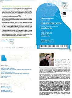 SCARICA PDF PROGRAMMA DI SALA