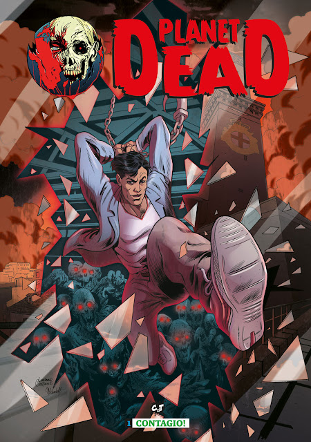 Planet Dead #1 (cover)