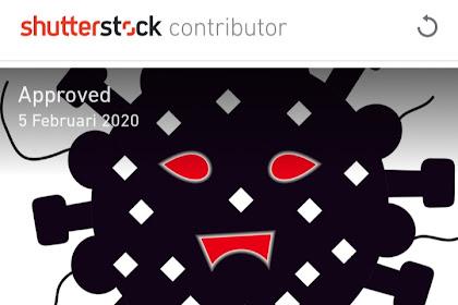 Cara Mudah Cepat Upload File Vector di Shutterstock