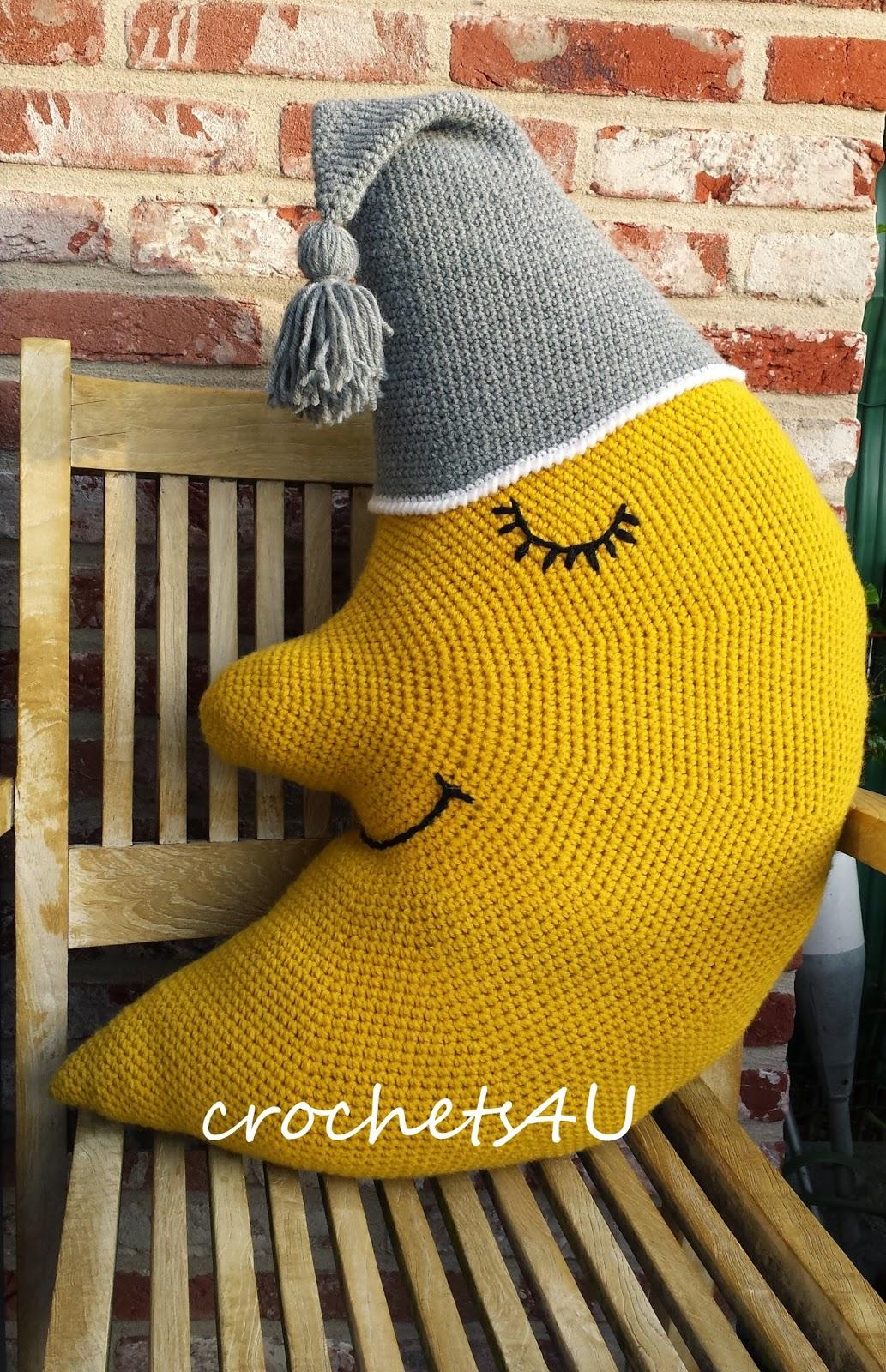 Crochets4u Maan Haken