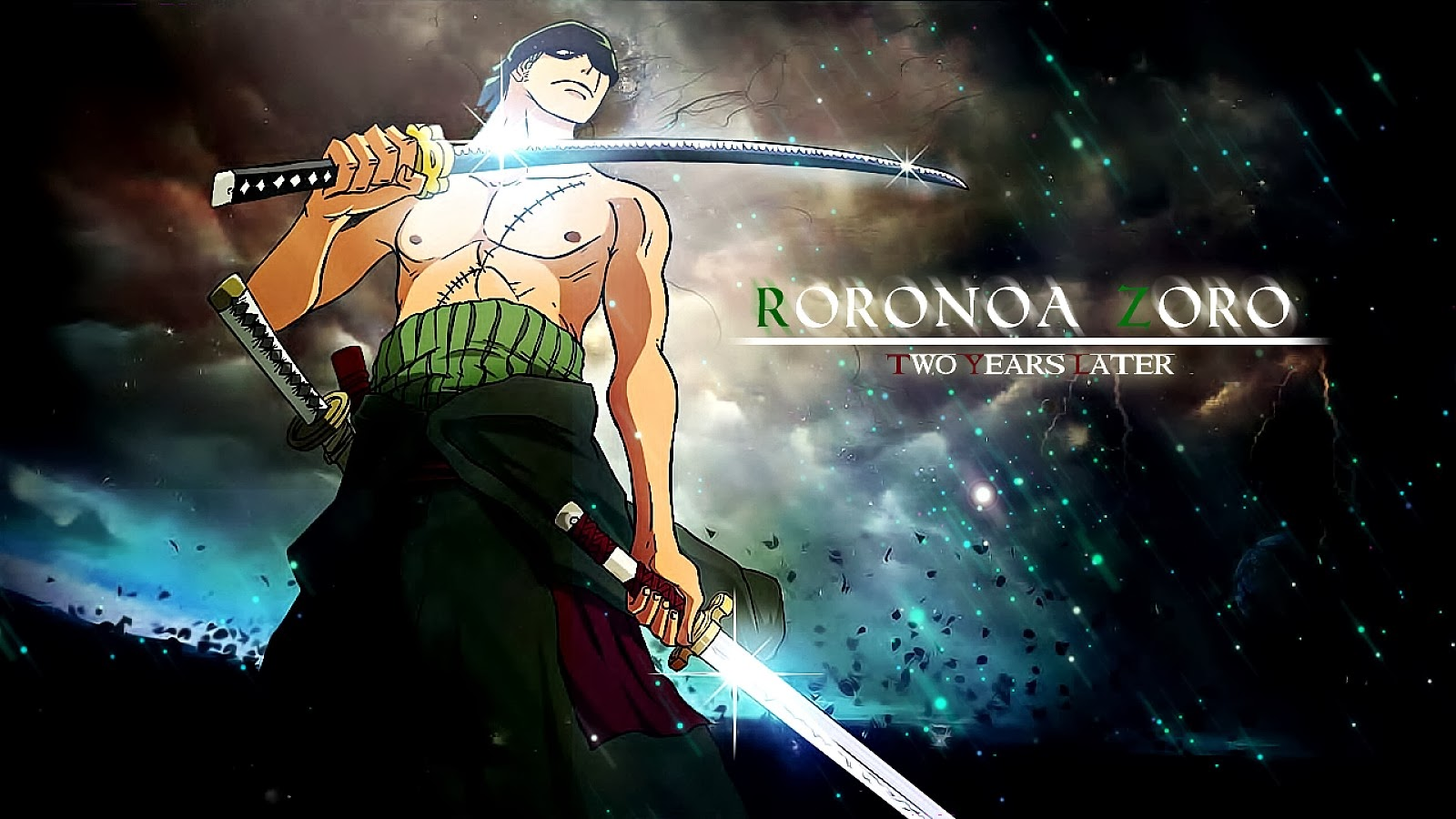 Beauty Walpaper Roronoa Zoro Wallpapers
