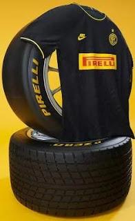 Cadastrar Promoção Pirelli Camisa Inter de Milão Autografada Jogadores
