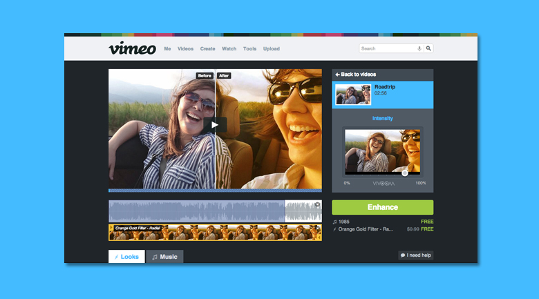 Vimeo alternative video sharing site instead youtube
