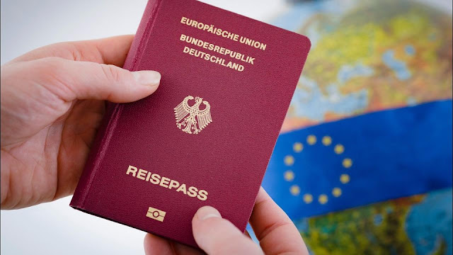 الحصول على الجنسية الألمانية