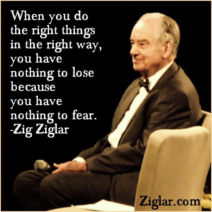 Motivational Speaker Quotes: CX Journey™: Customer Experience Lessons From Zig Ziglar