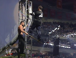 WWE / WWF Summerslam 2000 - Steve Blackman murders Shane McMahon