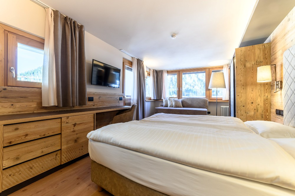 Hotel Crozzon Madonna di Campiglio: centro benessere e ...