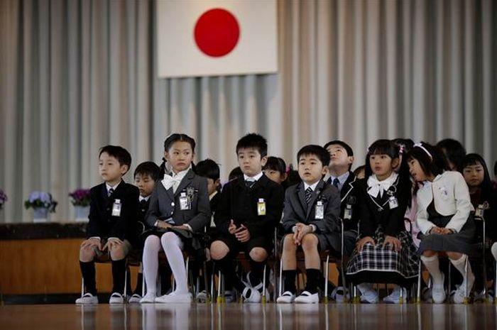 Fakta Unik Kehidupan Siswa di Jepang