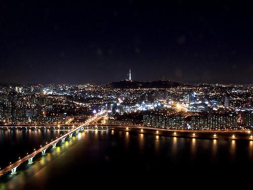 Destinasi pelancongan menarik di Asia - seoul KOREA