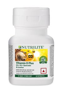 Amway Vitamin D Plus