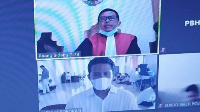 Polisi Palsu Penipu Terancam Penjara, Hakim: Nanti Kalau Bebas Terus Ganti Ngaku Tentara Yah