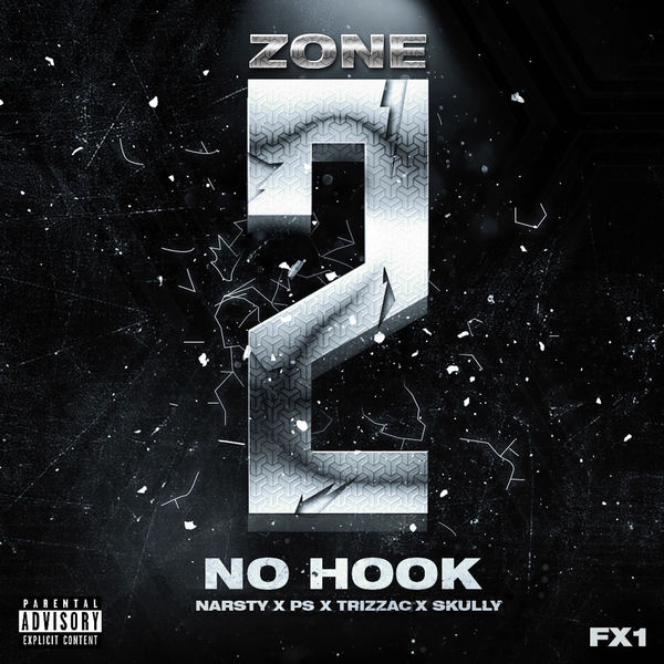 Zone 2 - No Hook Cover
