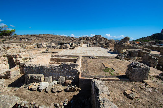 Area archeologica di Nora-Terme