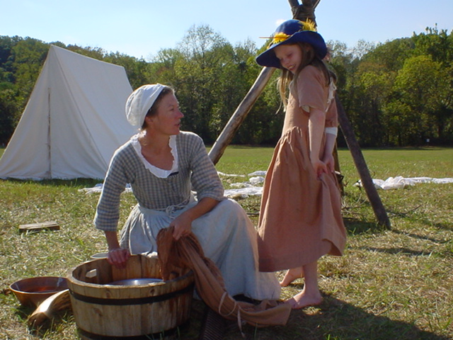History Undressed: Guest Author Kate Dolan on Reenacting