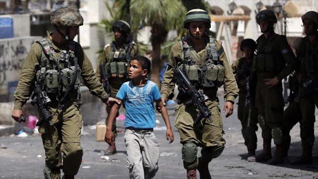 Israel tortura a la mayoría de los palestinos menores detenidos