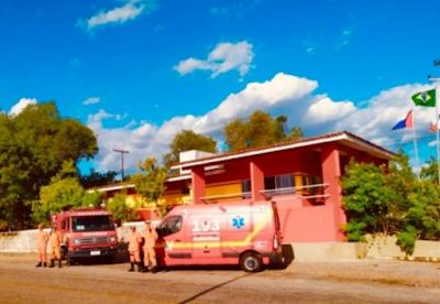 Em Piranhas/AL, Corpo de Bombeiros recebe prédio para instalação de quartel