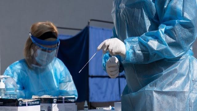 Τα rapid test της ΚΟΜΥ Αργολίδας στο Ναύπλιο εντόπισαν 2 νεαρές κοπέλες θετικές στο κορωνοϊό