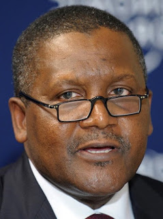 Naira Crash Makes Dangote Poorer, Crumbles Off Top 100 Rich List I The World