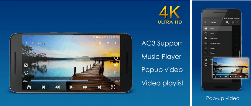 Aplikasi Video Player Android