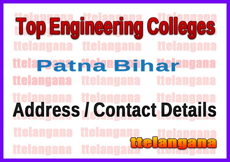 Top Engineering Colleges in Patna Bihar