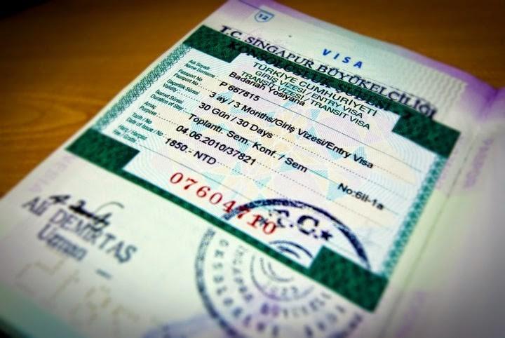 Cara Mendapatkan Atau Daftar Visa Turki di Indonesia