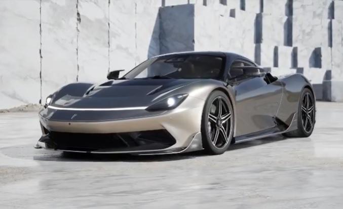Pininfarina Battista Review Car Spec 2022