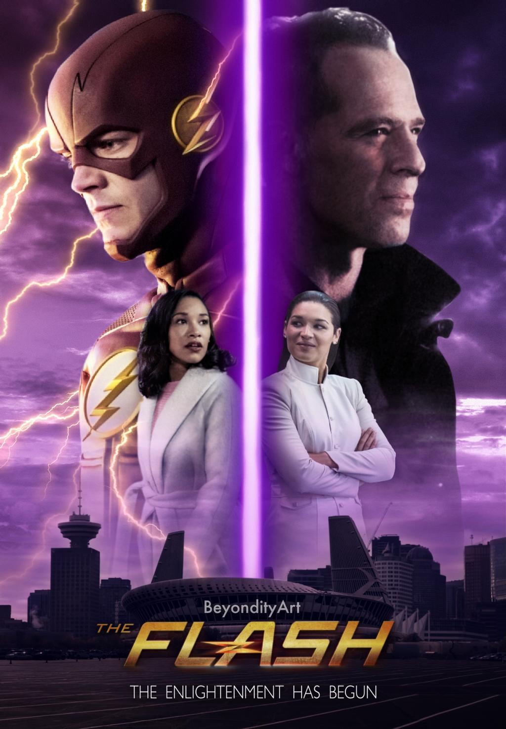 مسلسل البرق الموسم الرابع
