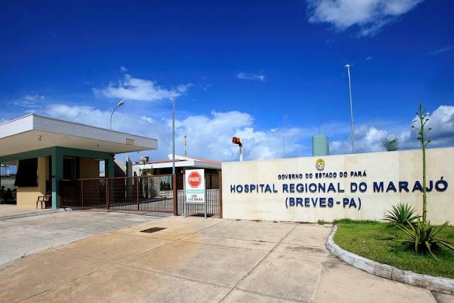 Bebê de 9 dias de nascida é internada com sinais de estupro no hospital regional de breves