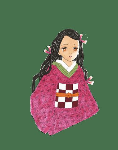 Kamado Nezuko (Kimetsu no Yaiba)