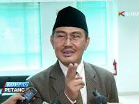 Ketua ICMI: Pelaku Teror di Polda Sumut Tidak Menghormati Idul Fitri