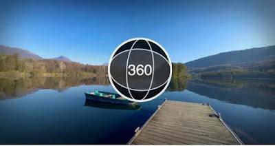 cara setting kamera hp 360 derajat
