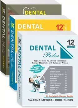 Download Dental Pulse 12th Edition Volume 1,2, 3 Scanned Copy PDF