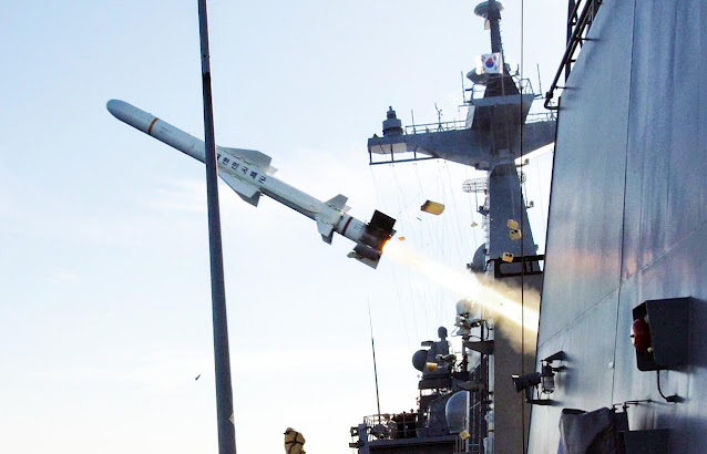 Frigate Lot 2A - Anti-Ship Missiles (Horizon 1) Acquisition of the Philippine Navy