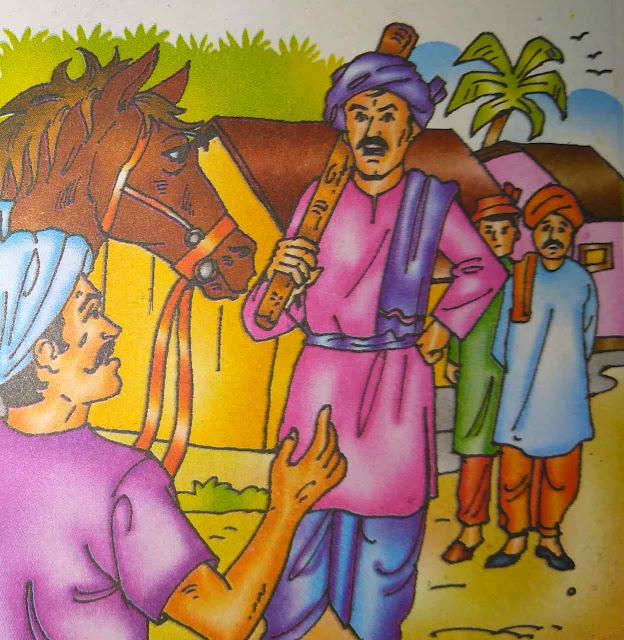 बुद्धिमान यात्री Interesting Stories In Hindi