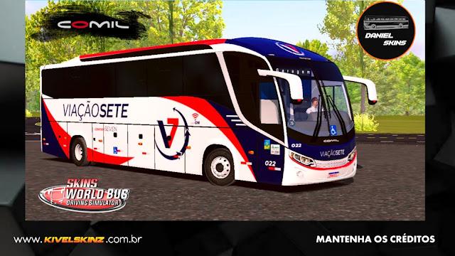 COMIL 1200 4X2 - VIAÇÃO SETE