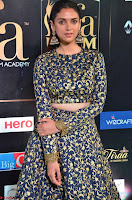 Aditi Rao Hydari in a Beautiful Emroidery Work Top and Skirt at IIFA Utsavam Awards 2017  Day 2 at  22.JPG