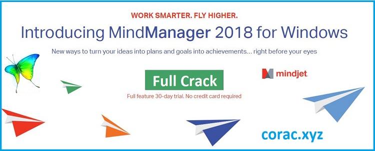 Mindjet MindManager 18 Full crack