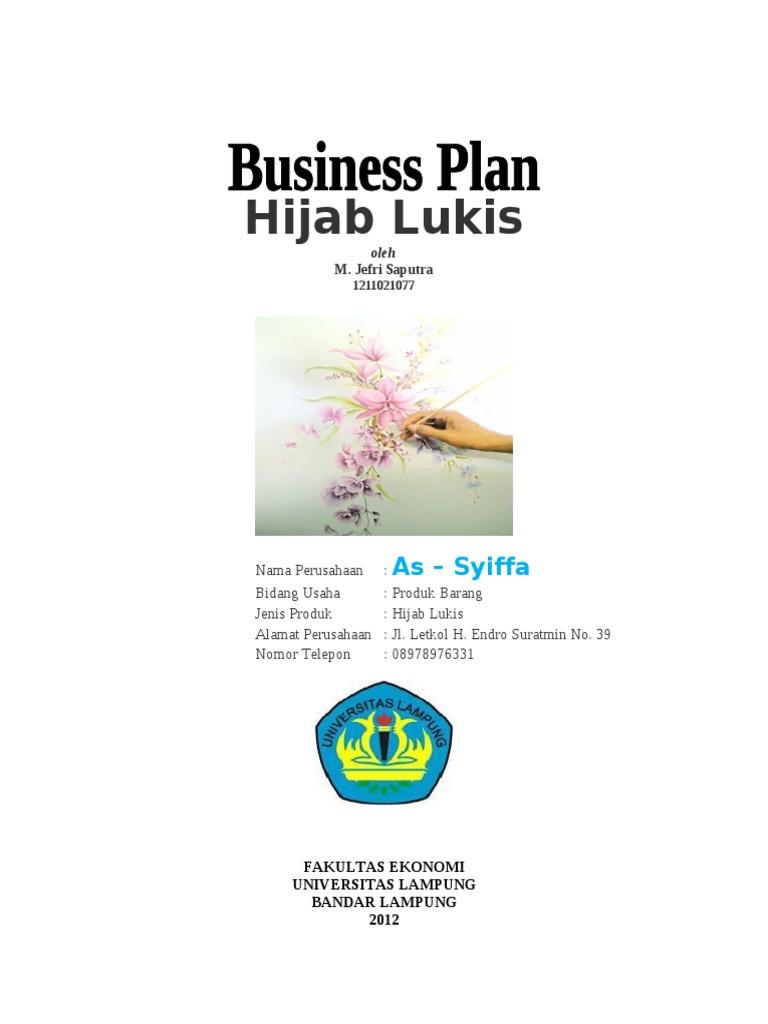contoh bisnis plan sederhana - wood scribd indo