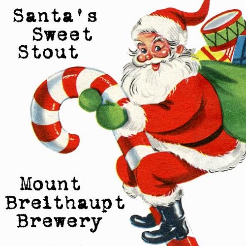 Santa's Sweet Stout