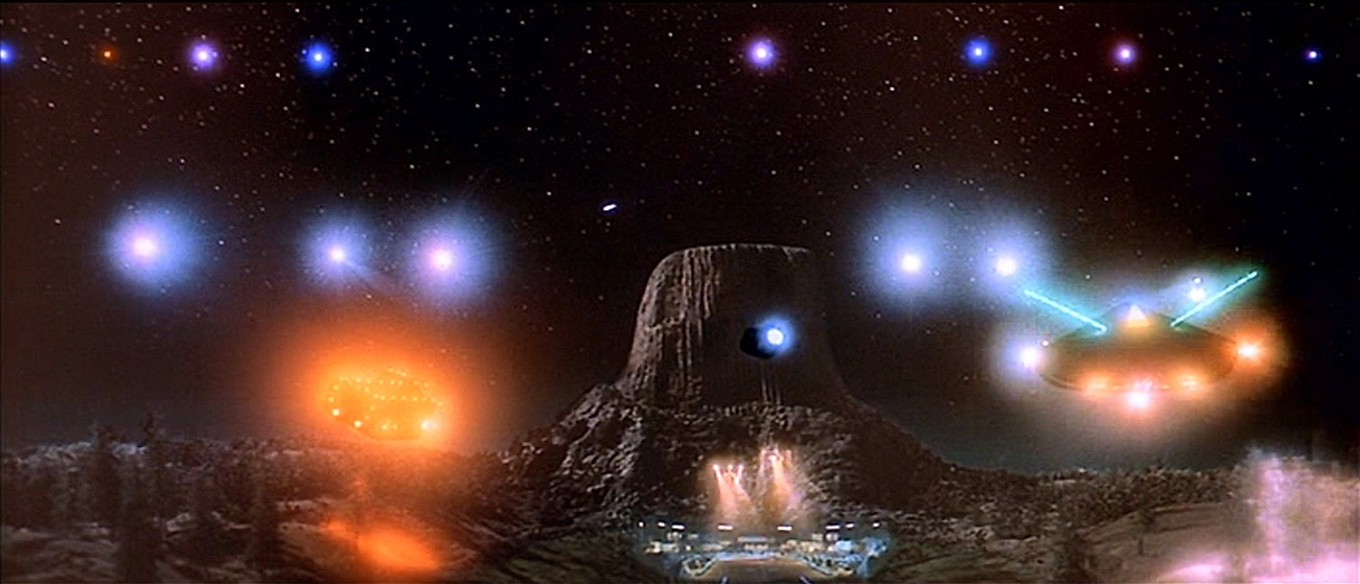 close encounters of the third kind ����������������ufo