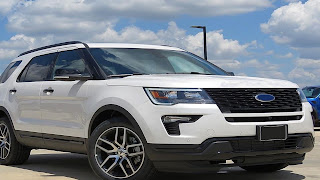 Car Knowledge Ford Explorer 2020 Revealed On The Road Test