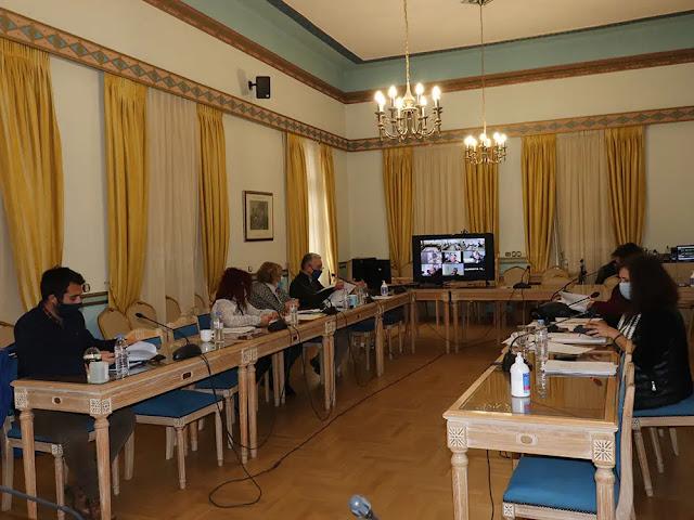 Αποφάσεις της Οικονομικής Επιτροπής της Περιφέρειας Πελοποννήσου για σημαντικά έργα